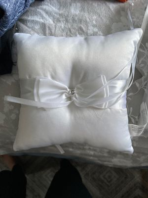 Wedding ring pillows for Sale in Bedford Park, IL