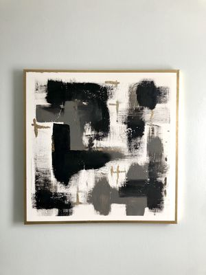 Modern Abstract Canvas for Sale in Paterson, NJ
