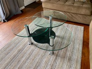 Glass Coffee Table for Sale in San Diego, CA