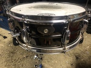 TAMA Rock Star Steel Snare Drum for Sale in Artesia, CA