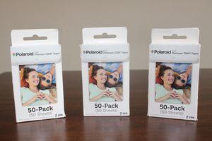 Polaroide film pack of 50 for Sale in Hawthorne, NJ