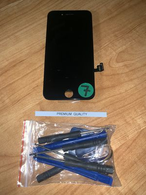 New iPhone 7 LCD Screen Black for Sale in San Fernando, CA