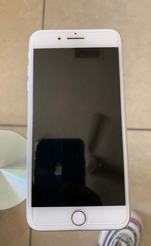 iPhone 8 plus .. white. Mint condition for Sale in Pembroke Pines, FL