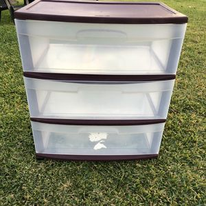 Plastic Storage Drawers for Sale in Lakewood, CA
