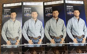 NFR (National Finals Rodeo) tickets for Sale in Midland, TX