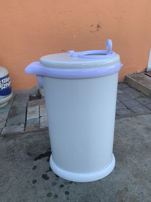 Ubbi diaper pail for Sale in San Jose, CA