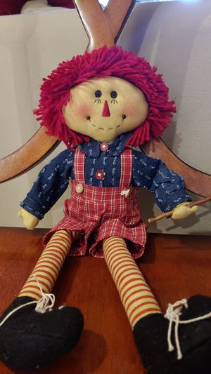 Patriotic Raggedy Andy for Sale in Gaithersburg, MD
