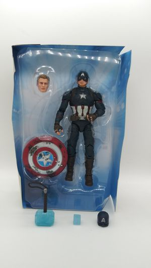 Marvel Legends Worthy Cap with Glow effects for Sale in Irwindale, CA