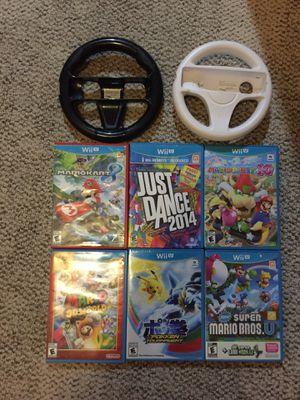 Wii U games for Sale in Kenosha, WI