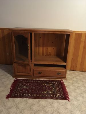 Entertainment center $25 for Sale in Brainerd, MN
