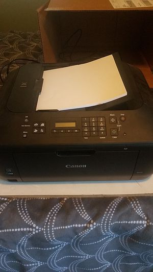 Cannon Inkjet pixma MX452 wireless printer for Sale in Norwalk, CA
