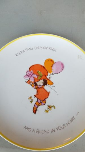 Collectible plate for Sale in Upland, CA