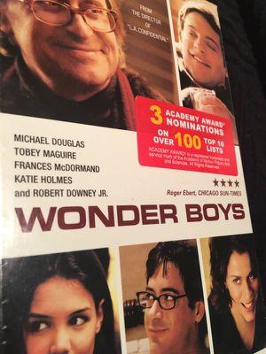 wonder boys unopened vhs for Sale in Severna Park, MD
