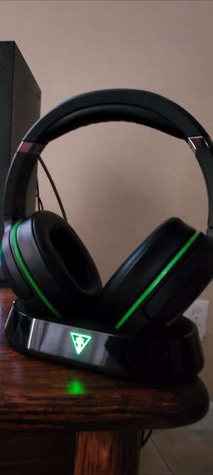Turtle Beach Stealth 800x Xbox One Gaming Headset for Sale in Cedar Park, TX