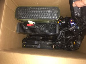 2 ps2's 2 Xbox 360 games and more for Sale in Riverside, CA