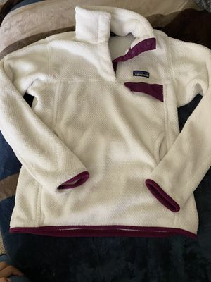 Patagonia pullover fleece for Sale in Riverside, CA