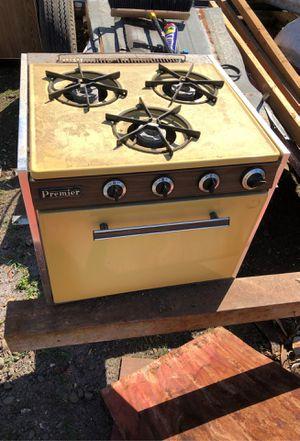 Premier camper stove for Sale in Spokane, WA