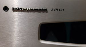 B&K Components AVR 101 stereo receiver for Sale in Phoenix, AZ