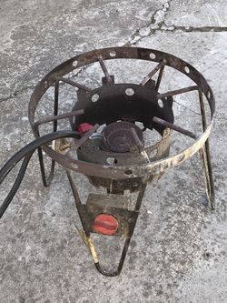 Outdoor Propane Gas Cooker for Sale in Deer Park, WA