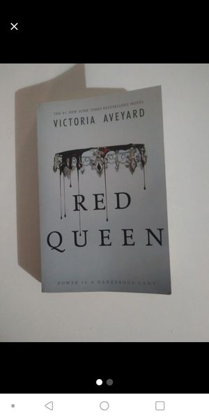 Red queen by victoria aveyard for Sale in Encinitas, CA