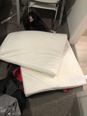 Lightly used mattress topper FOR College DORM for Sale in Tuscaloosa, AL