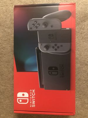 Nintendo Switch V2 Brand New for Sale in Seattle, WA