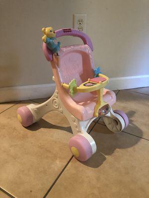 Fisher Price toy stroller for Sale in Jupiter, FL