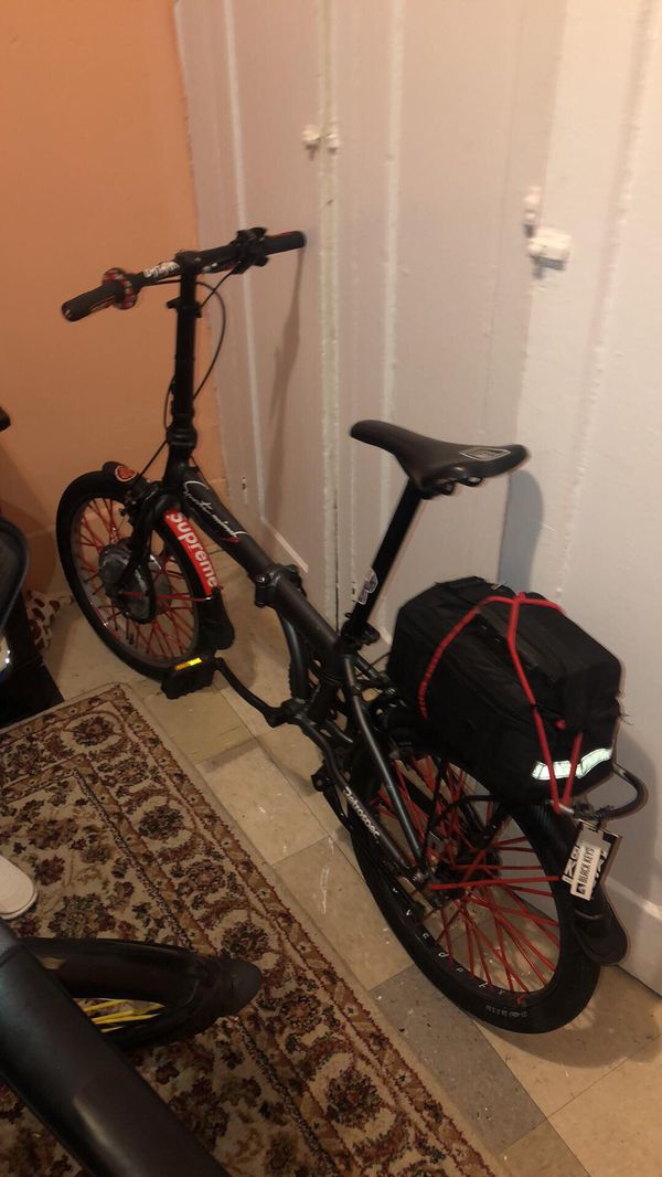 Electric folding bike 350$