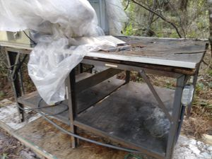 Working. Metal bench for Sale in Spring Hill, FL