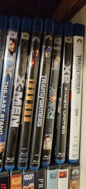 Blu-ray movies for Sale in Ligonier, IN