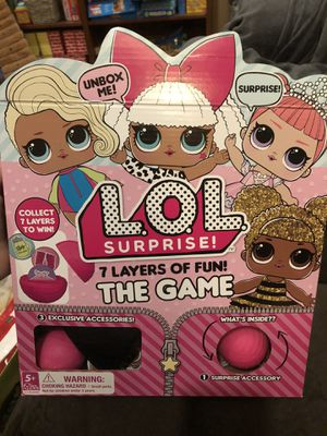 LOL Surprise Game for Sale in Frederick, MD
