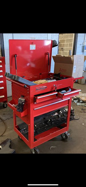 Blue point tool box for Sale in Odessa, TX