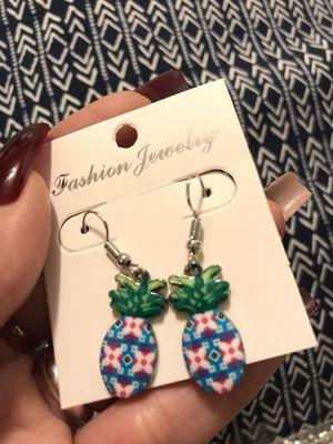 Pineapple earrings new $2 for Sale in Long Beach, CA