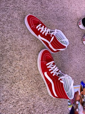 High Top Vans for Sale in Midwest City, OK