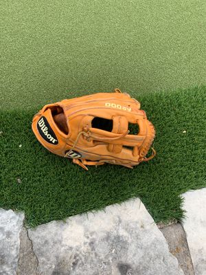 "Wilson A2000 Evan Longoria Pro Stock 11.75"" Baseball Glove for Sale in Mansfield, TX"