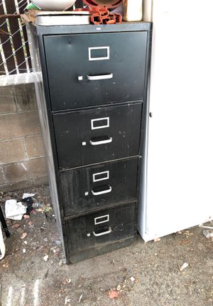 File cabinet for Sale in Martinez, CA
