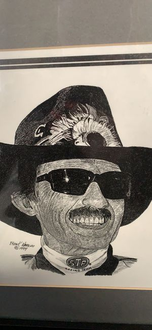 Richard petty pic for Sale in Fort McDowell, AZ