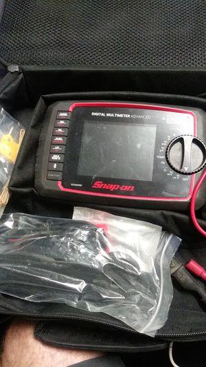 Snap-on digital multimeter advanced for Sale in Phoenix, AZ