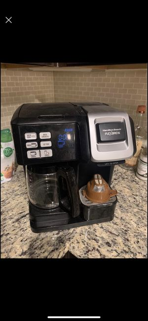 Dual Coffee Maker for Sale in Houston, TX