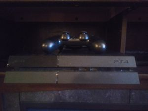 Ps4 pro and games for Sale in Irving, TX