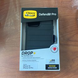 Otter Box Case iPhone 12, and 12 Pro Defender Pro for Sale in Chicago,  IL