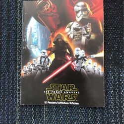 Star Wars... The Force Awakens Poster Book for Sale in Manchester,  NH