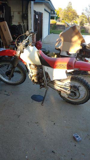 Iso gas tank honda 200r for Sale in Fresno, CA