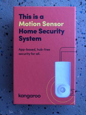 Kangaroo. Motion Sensor. Home Security System for Sale in Chula Vista, CA