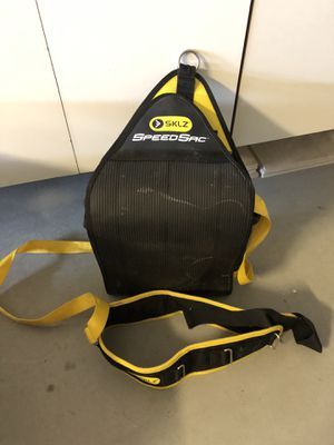 Gym Equipment Sklz Speed Sac for Sale in San Clemente, CA