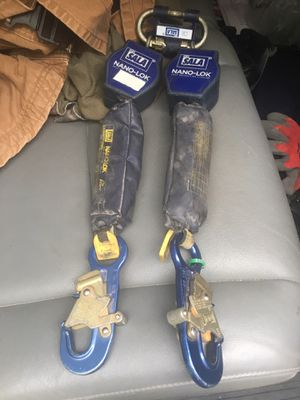 Sala dual fall protection lanyard for Sale in White Hall, AR