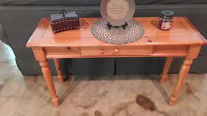 Sofa table for Sale in Hartsburg, MO