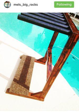 Custom made surfboard racks for Sale in Merritt Island, FL