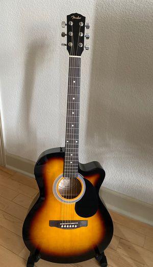Fender Guitar [Brand New] for Sale in Atlanta, GA