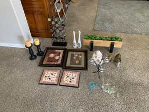 Home decor items for Sale in Tracy, CA